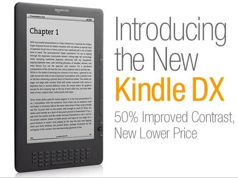 Kindle DX Graphite