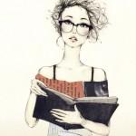 Ella también lee...