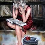 Love of Books. Anna Sponer.