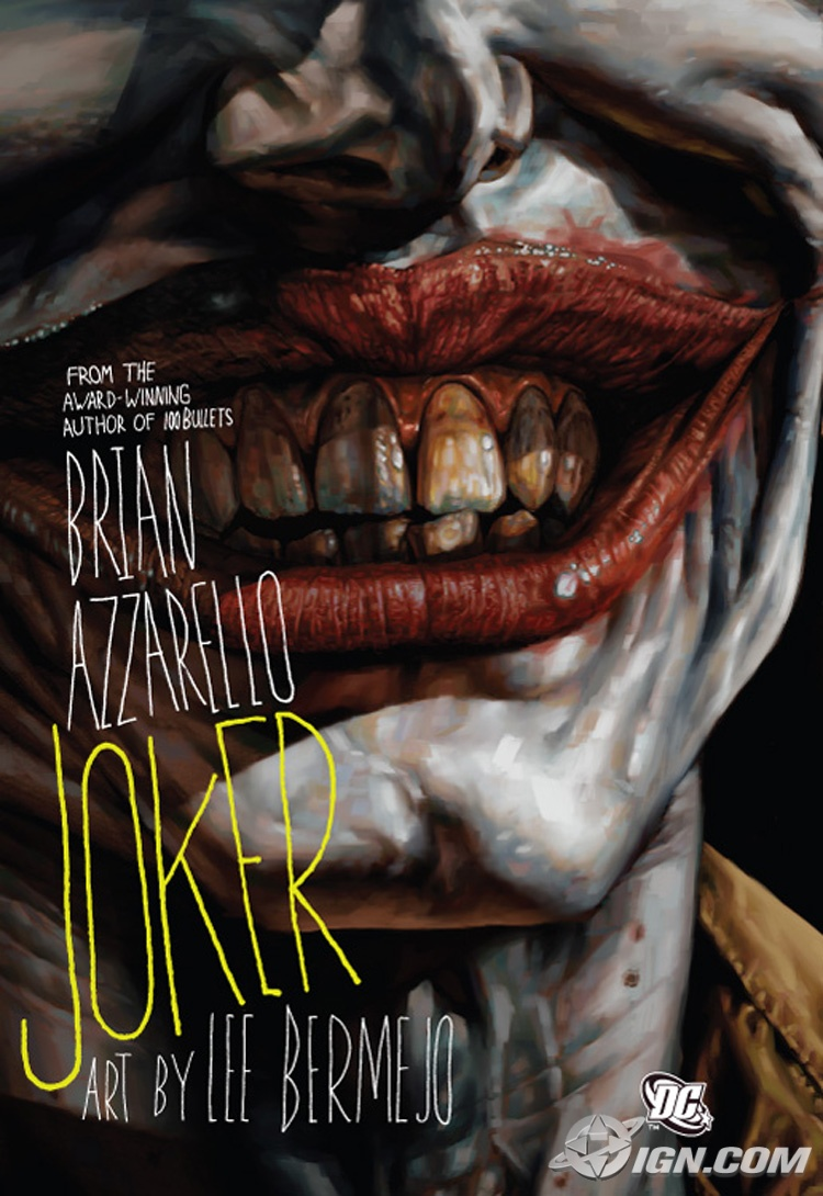 Joker GN Cover