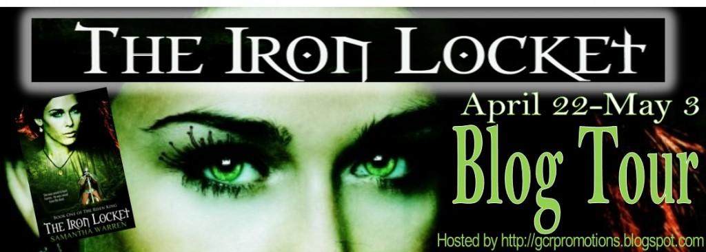 The Iron Locket Banner