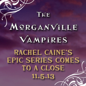 Morganville Vampire badge