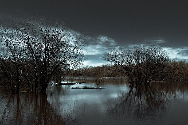 dark-lake-water