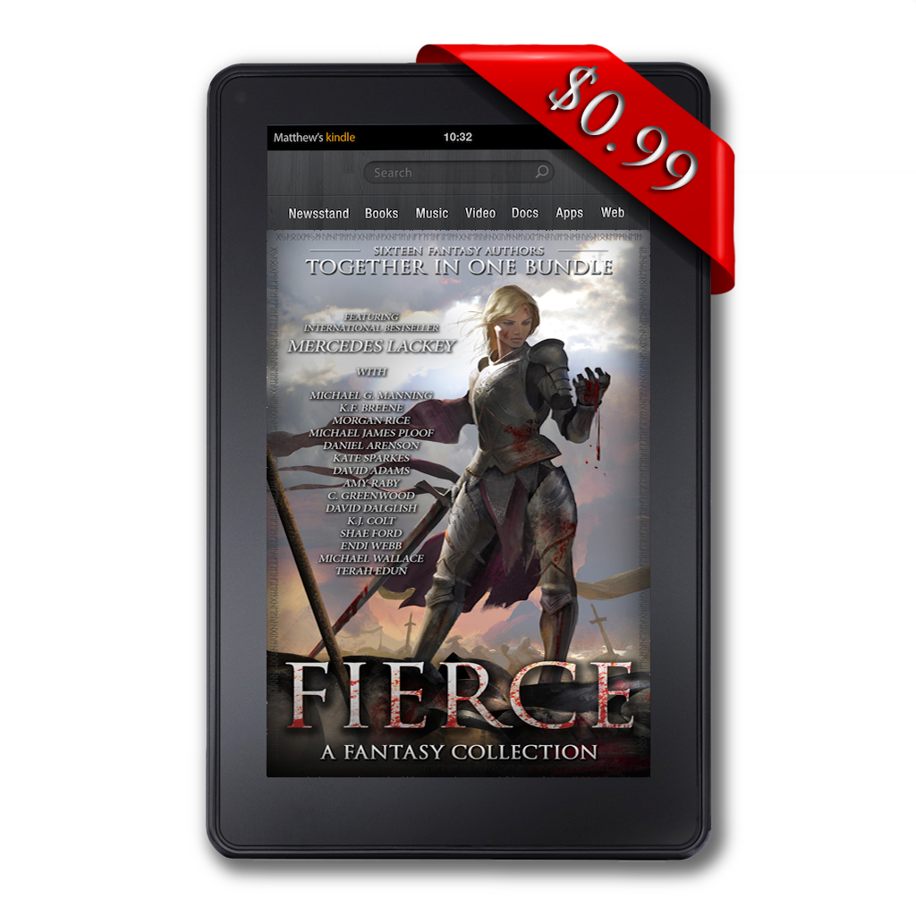FIERCE - Release Day Graphic 1