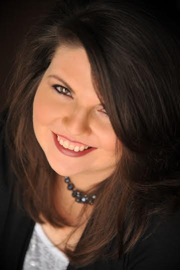 Rachel Harris - Author photo