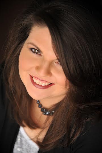 Rachel Harris - Author photo